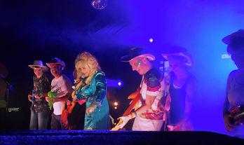 Dolly Parton Tribute Paula Randell Best UK Lookalike Exact Replica 02 Costume