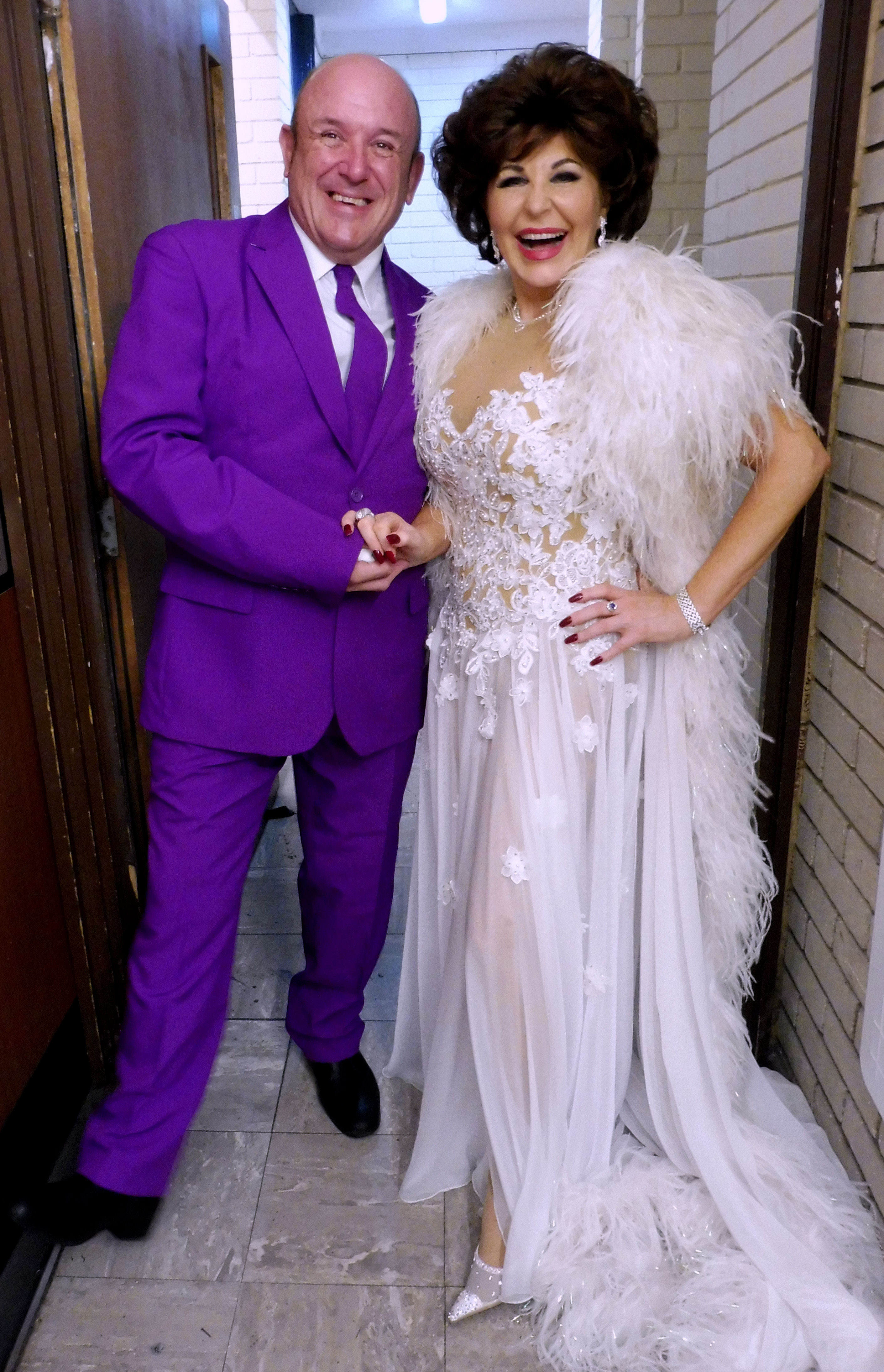 DSB & LEE BACKSTAGE