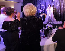 Dame Shirley Bassey Tribute BBC Proms Replica Costume