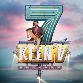 Le nouvel album de Keen'V