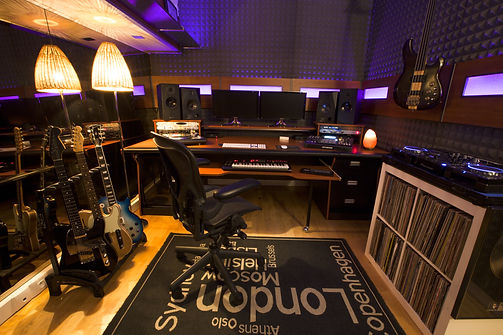 Twin Studios Paris/ Studio E