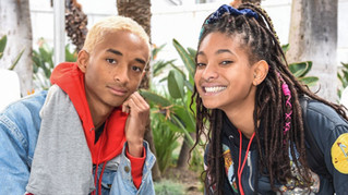 Jaden et Willow Smith