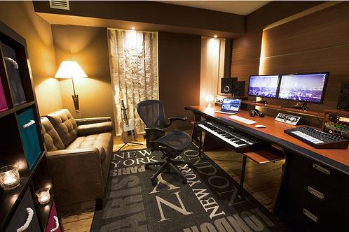 Twin Studios Paris/ Studio D
