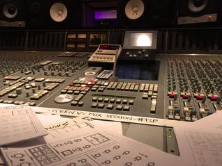 De retour à Twin Studios Paris