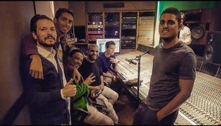 Onda Carioca : Mosquito & Inácio Rios  dans nos studios