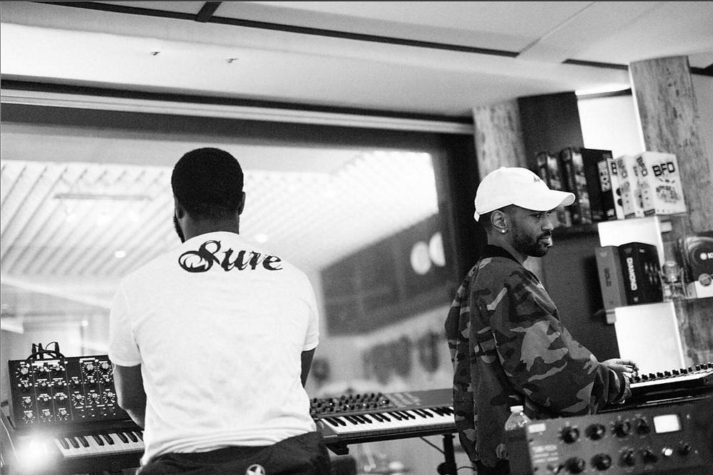 Big Sean prépare son nouvel album