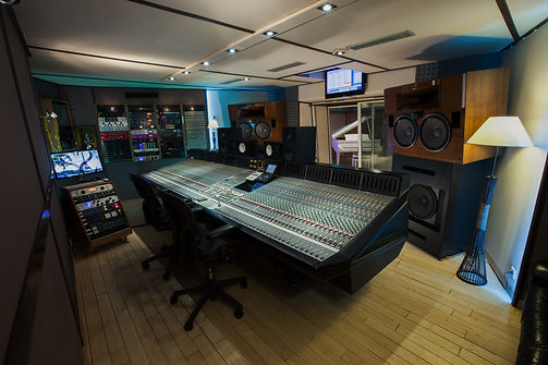 Twin Studios Paris/ Studio A