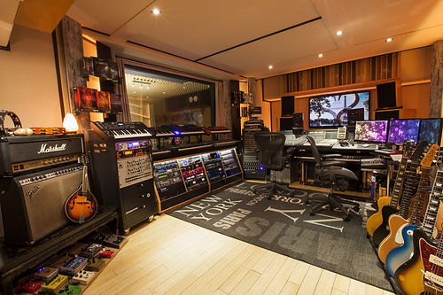 Twin Studios Paris/ Studio B