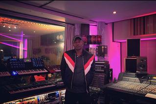 MC Solaar de passage à Twin Studios Paris