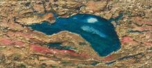 Geyser mini painting