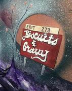 Biscuits & Gravy detail