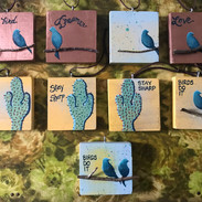 Bluebirds and Cacti, Oh MY!