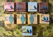 Various Mini Paintings
