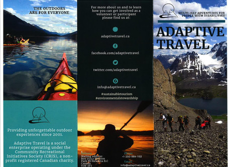 Get Involved- Check Out Adaptive Travel!