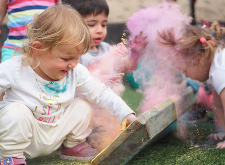 Confidence, Grace, and Joy in Early Childhood Education