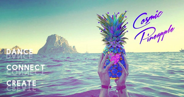 Lettau Art Fashion @ Ibiza Rock House Cosmic Pineapple