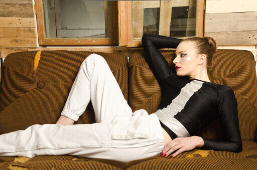 Photo: Kilian Ullmann Model: Julika