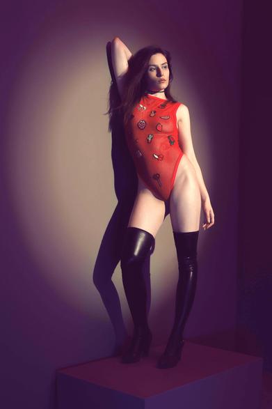 Photo: Timo Frank Model: Sophia