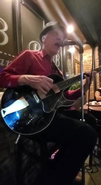 Our Singer Larry