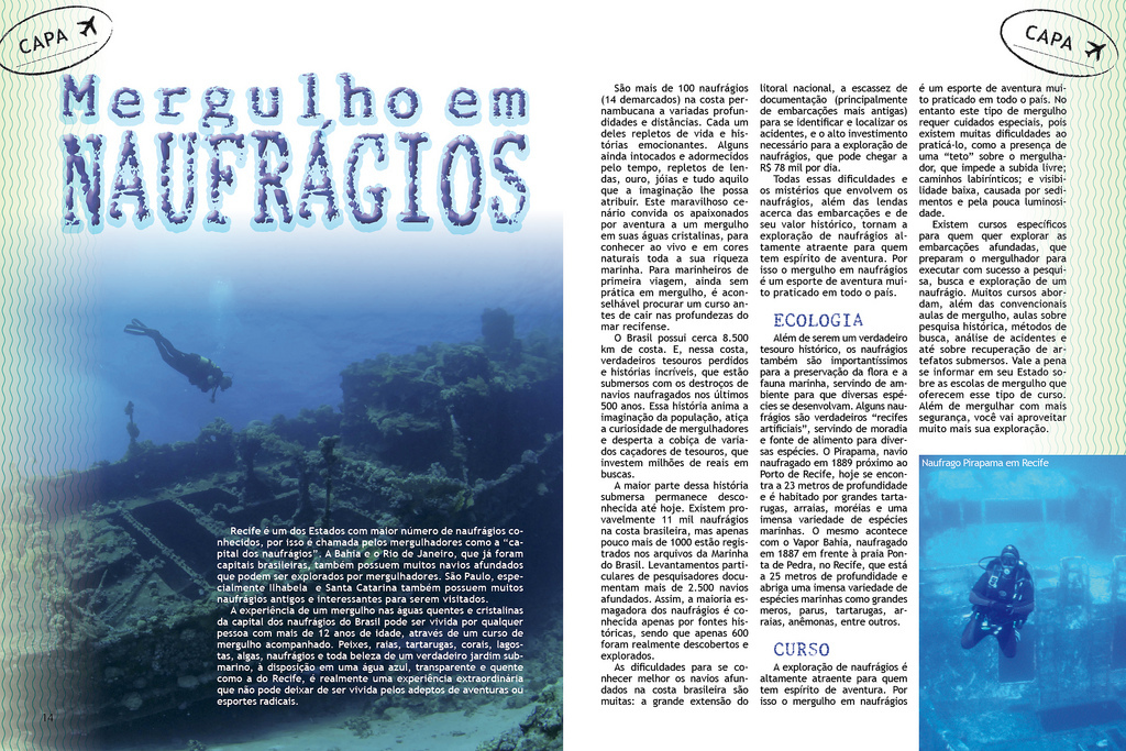 Editorial - Revista Passaporte