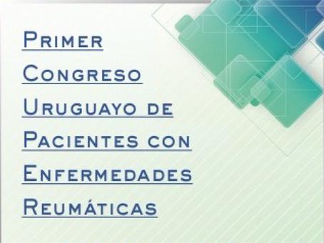 Proclama del primer Congreso Uruguayo de Pacientes con Enfermedades Reumáticas