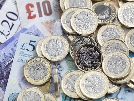 Hablando en plata: tu presupuesto en el Reino Unido