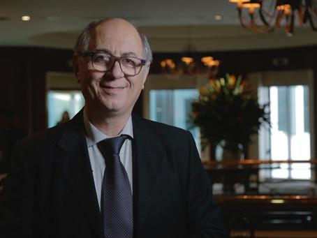 Presidente de PANLAR Dr. Albanese