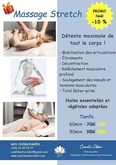 Affiche massage stretch promo noel-page-