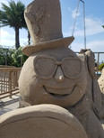South Padre Island Sand Castles