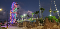South Padre Island Ferris Wheel