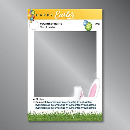 Happy Easter-  Instagram Photo Prop