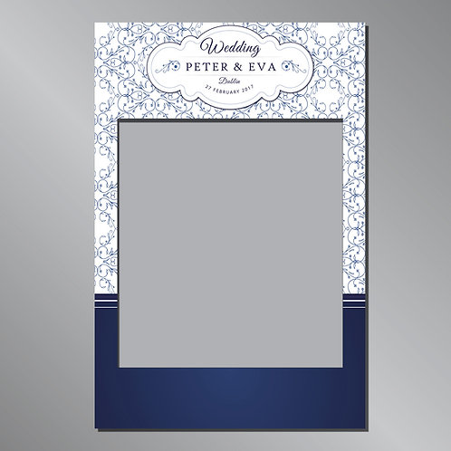 Wedding Frame Photo Prop - Ornamental