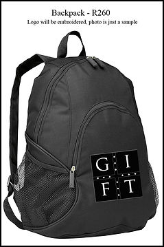 Gift of Dance backpack