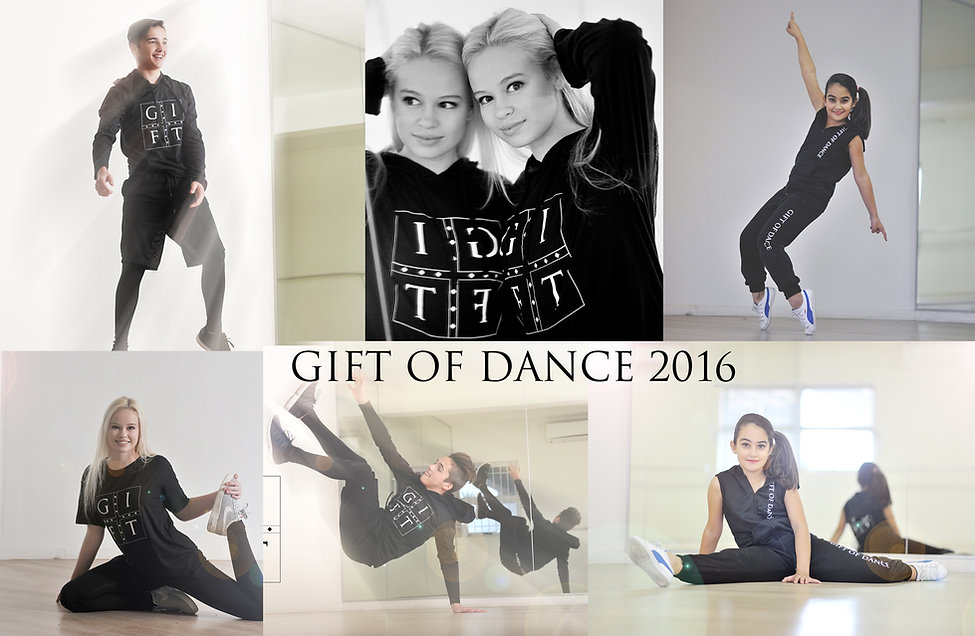 Gift of Dance uniform