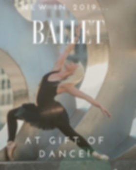 Ballet classes will soon be offered at G