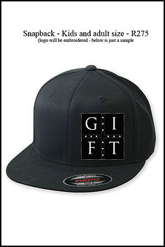 Gift of Dance cap