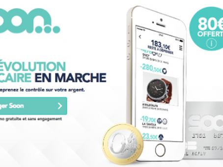 Soon, la néobanque française des adolescents