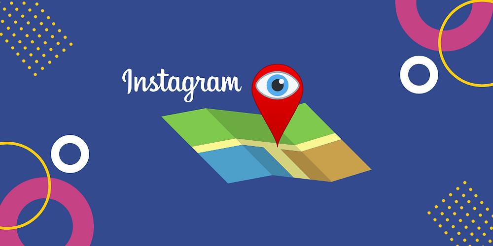 Instagram Geofencing