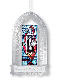 2018 ornament - St. Theresa of Avila.JPG