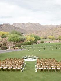 Silverleaf Golf Club Scottsdale AZ Wedding Planners