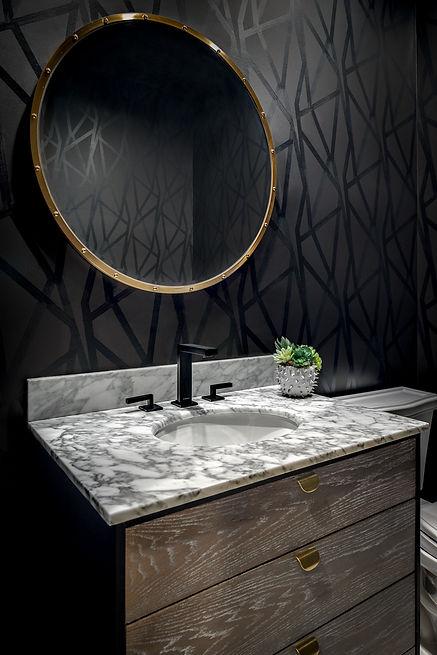 Full Bathroom Redesign | J Beget Designs