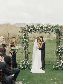 Silverleaf Golf  Club Scottsdale Arizona Wedding Planner