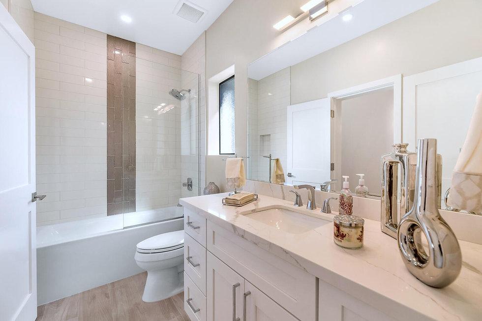 Full Bathroom Remodel | J Beget Designs