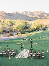 Silverleaf Golf Club Arizona Wedding Planner