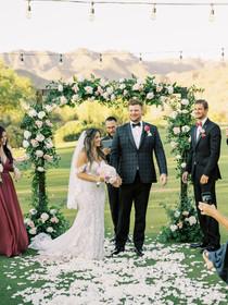 Silverleaf Club Scottsdale  Wedding Planner