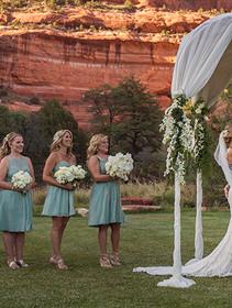 Enchantment Resort Sedona Arizona Wedding Planners