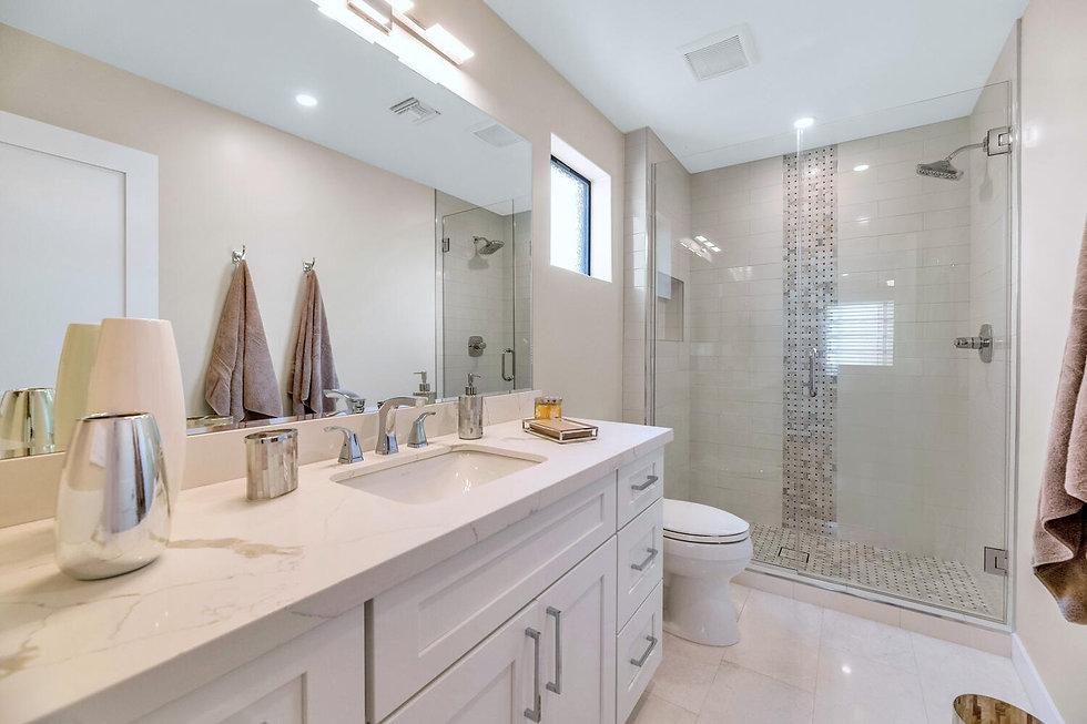 Bathroom Remodel | J Beget Designs