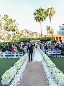Omni Montelucia Scottsdale, Arizona Wedding Planner
