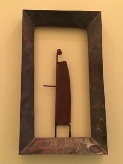 металлическая рамка