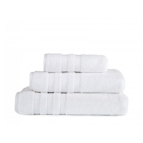 River Turkish Towel Beyaz White